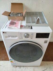 LG ECO Hybrid FDJ608W WiFi-enabled 8 kg Heat Pump Tumble Dryer A+++ White