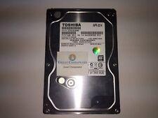 "Toshiba DT01ACA050 500GB Internal 7200RPM 3.5"" HDD SATA TESTED!"