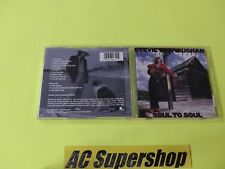 Stevie Ray Vaughan soul to soul - CD Compact Disc