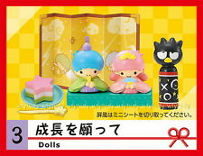 Sanrio Characters Mon Good Mon Good Of Japan Recommend Goods Set No.3 - Re-ment