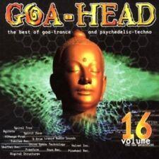 VA Goa Head 16 - TARSIS X-DREAM SKAZI 2CD NEU OVP
