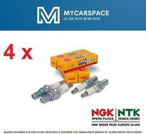 KIT 4 Candele Originali NGK TR5B-13 - 4559  FORD BMAX / CMAX II 1.4 - 1.6