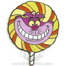 Disney Pin 59591 WDW Lollipops Mystery Alice in Wonderland Cheshire Cat LE 200