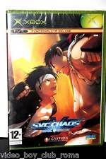 Snk VS Capcom Chaos Xbox PAL Scatola ITA