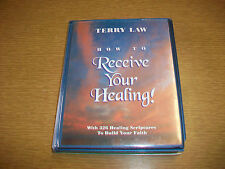 Terry Law How To Receive Your Healing 2 Cassette Tape Series
