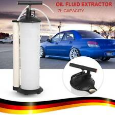 7L Öl Absaugpumpe Ölpumpe Ölabsa...