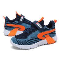 Kinderschuhe Laufschuhe Schuhe für Jungen Sportschuhe Atmungsaktive Gr. 29-40