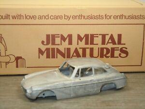 MGB GT - Jem Metal Miniatures 1:43 in Box *51183