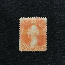 US 1861 30 Cent Franklin #71 Used - Red Cancel