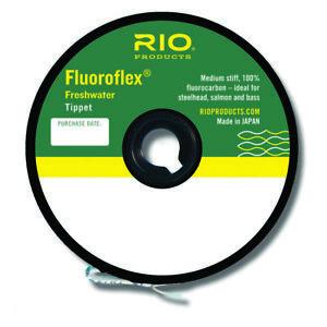 Rio Fluoroflex Freshwater Tippet 0x 1x 2x 3x 4x 5x 6x 7x - Free Shipping Options