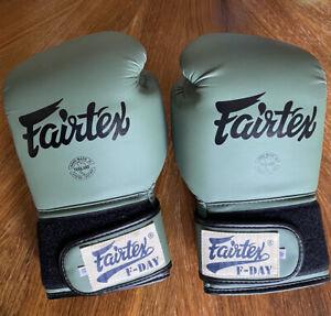 fairtex 12oz gloves