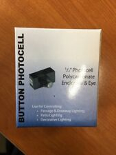 Lot Of 10 BUTTON PHOTOCELL #P18102 277 VOLT 500W 850VA UL Listed Free Shipping