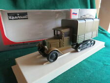 BIG SALE USSR Russian Truck 1/43 LOMO NEW BOXED Truck #31   URAL-ZIS 1941 RARE!