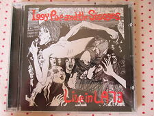 Cd IGGY POP & THE STOOGES - LIVE IN LA73 (18th sept.) 9 titres Snapper Music