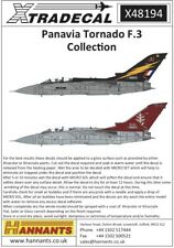 NEW RELEASE Xtradecal X48194 1:48 Panavia Tornado F.3 Part 1