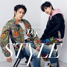 SUPER JUNIOR D&E Japan STYLE Regular Edition CD NEW from JAPAN 4988064794898