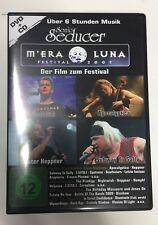 Gothic Sonic KEYST DVD CD Mera Luna 2009 Apocalyptica illuminate Subway to sal