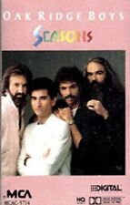 Oak Ridge Boys SEASONS Cassette Tape MCA MCAC-5714 New & Sealed VTG NOS