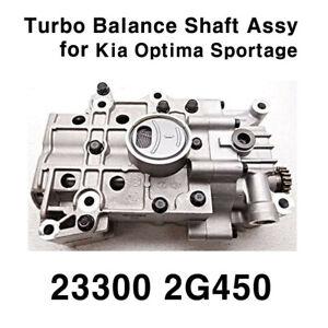 OEM 233002G450 Turbo Balance Shaft Assembly for Kia Optima Sportage 2.0L
