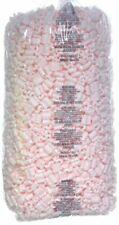 Packing Peanuts 35 Cu Ft 1 Bag Pink Anti Static Popcorn Free Shipping