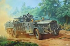 Sd.Kfz. Vomag on the 8,8 cm Flak << Roden #727, 1:72 scale