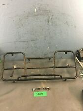 02 HONDA TRX 350 RANCHER 4X4 FRONT LUGGAGE RACK CARGO CARRIER SUPPORT TRX350