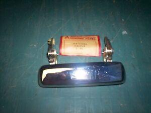 NOS MITSUBISHI MOPAR 1971 72 73 Dodge Colt OUTSIDE DOOR HANDLE Part # MA165086