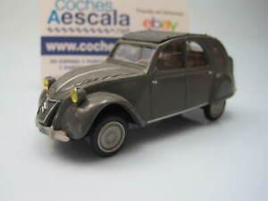 SIN CAJA UNBOXED REF 005 Citroen 2CV 2 C AZLM 1/43 cochesaescala