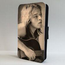 David Gilmour Pink Floyd Funda para Estuche de Teléfono Abatible IPHONE SAMSUNG