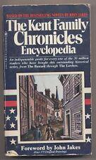 The Kent Family Chronicles Encyclopedia Robert Hawkins Forward John Jakes Pb