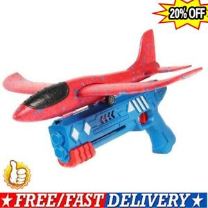 Airplane Launcher Toy Kids Outside Flying Toy Auto-Launcher *1 Hot Gifts