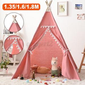Tipi Teepee Zelt Indianerzelt Kinder Indianer Spielzelt Kinderzelt Kinderzimmer