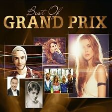 BEST OF GRAND PRIX HITS 3 CD NEU - LENA, IREEN SHEER, KAREL GOTT, NIKKI ELL