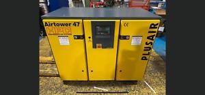 HPC Kaeser AS47 Rotary Screw Compressor 30KW 160cfm (not atlas, Abac, Ingersol)