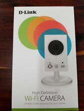 D-Link HD Wi-Fi Camera with Remote Viewing DCS-2132L-ES BRAND NEW!