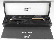 Montblanc Noblesse Oblige Black GT Ballpoint Pen NEW
