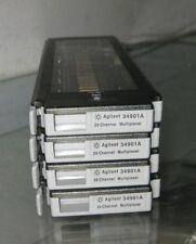 HP Agilent 34901A 20-Channel Multiplexer Module Board used