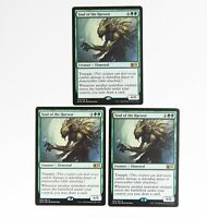 x3 Soul of the Harvest - M16 - Rare - NM - English - Magic MTG