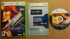 PERFECT DARK ZERO pour Xbox 360 Microsoft Rare