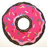 Pink Donut Iron On Patch Embroidered Sew On Doughnut Junk Food