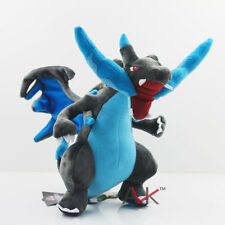 "Pokemon Mega Charizard Charmeleon 10""Plush Soft Toy Dragon Stuffed Animal Doll"
