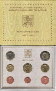 1 cent  BU VATICAN 2009 (RARE)