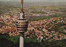 Stuttgart , Fernsehturm ,Ansichtskarte, 1965 gelaufen