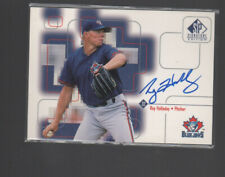 ROY HALLADAY 1999 SP SIGNATURE EDITION AUTO CARD #RH