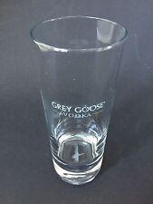 GREY GOOSE Vodka Hologramm Glas Longdrink Glass Bar Cocktail Deko