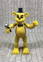 "Funko Five Nights at Freddy's FNAF Golden Freddy 5"" Articulated Action Figure"