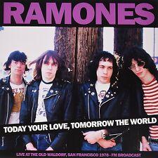 Ramones - Today Your Love, Tomorrow The World (Ltd 1LP Vinilo) Bromista Mala