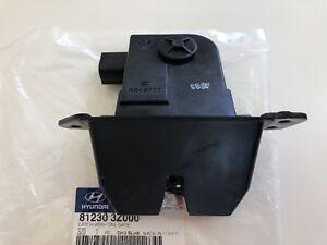 Sedona 15-19 Sorento 14-15 Rear Trunk Lock Actuator Motor TailGate Latch Release