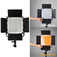 Pro Pergear 576 LED Photography Studio Video Light Panel Camera Photo Lighting