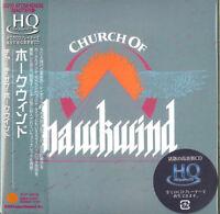 HAWKWIND-CHURCH OF HAWKWIND 2010 REMASTERED EDITION -JAPAN HQCD BONUS TRACK G88